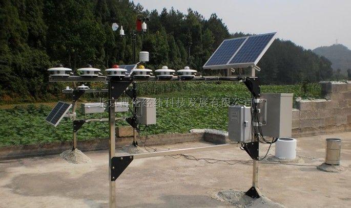 BL-GF-2T 植物生态辐射采集系统