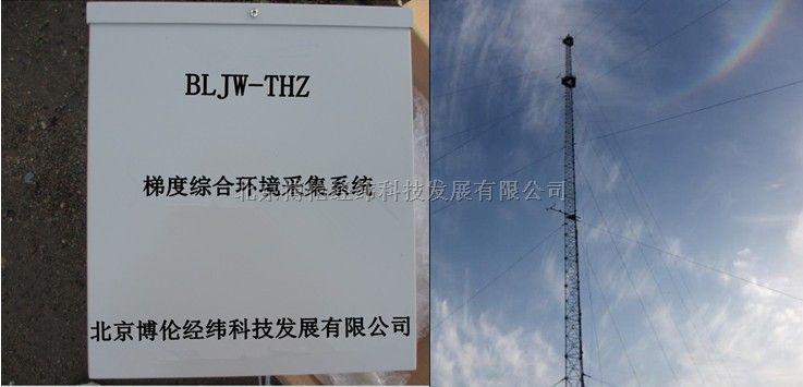 梯度自动气象站/梯度综合环境采集系统BLJW-THZ