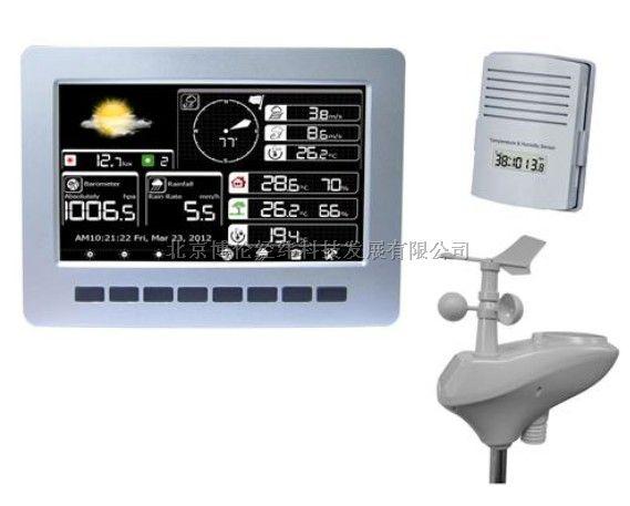 BLJW-MQX型专业Wi-Fi无线气象站