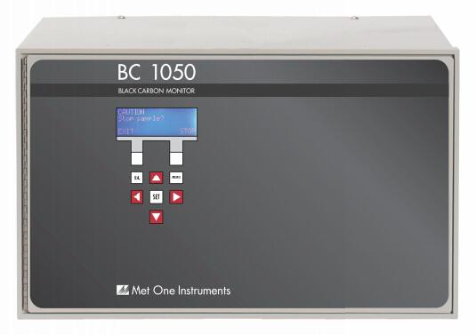 美国MetOne BC-1050 黑碳监测仪