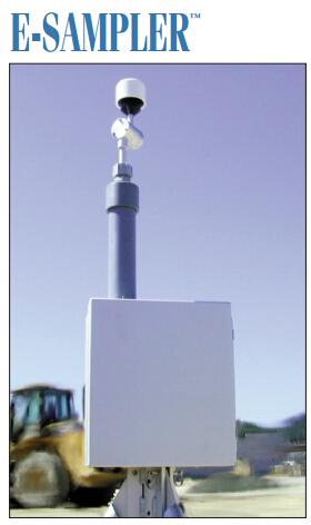 E-Sampler 悬浮颗浓度监测仪