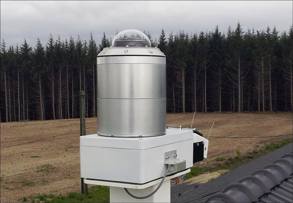 EUDA-8M 全天空成像仪 All sky imager