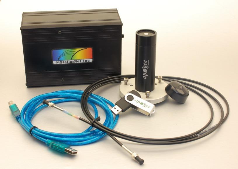 美国Apogee 紫外可见光谱仪PS-200