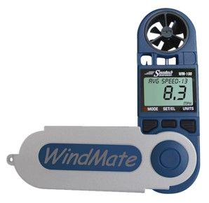 WM-100  WindMate手持风速仪WM-100,Weatherhawk气象站