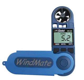 WM-200  WindMate手持气象站WM-200,Weatherhawk气象站
