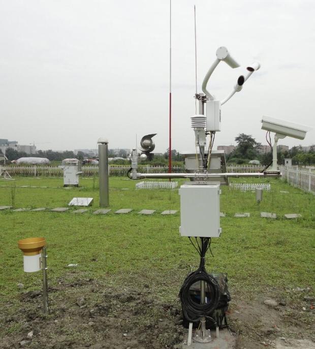 美国Campbell  PWS100 能见度天气现象仪