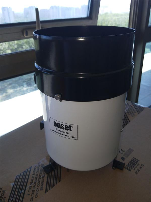 美国Onset HOBO RG3-M自计式雨量筒