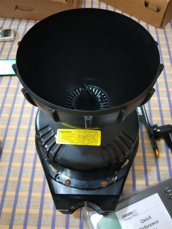 美国戴维斯 Vantage Pro2 06152便携气象站