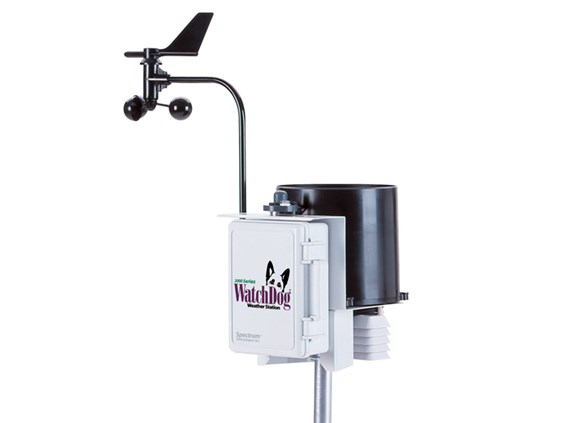 Spectrum WatchDog 2900ET便携式气象站