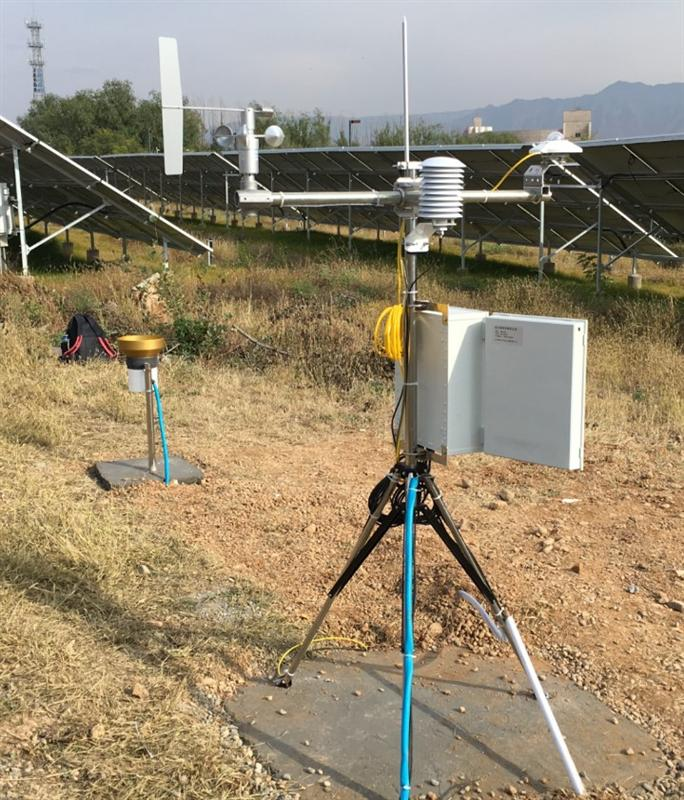 AWS1000太阳光伏环境监测仪/辐射监测系统