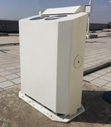 CTM 10K型激光云高仪