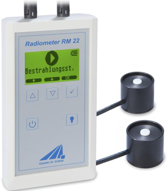 RM-22 手持紫外光谱辐射仪