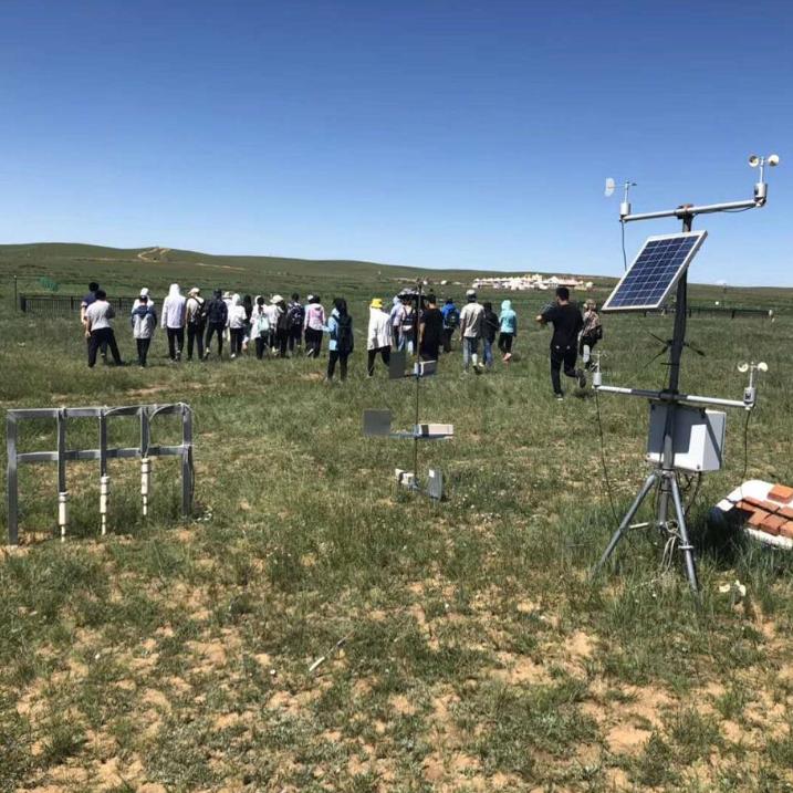 WE1000 风蚀-荒漠化气象监测系统