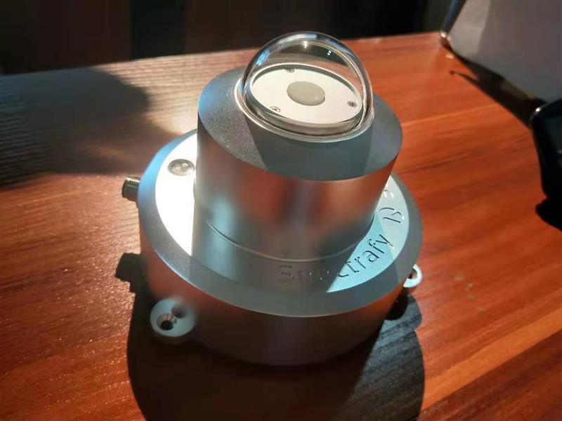 加拿大Spectrafy太阳光谱辐射仪SolarSIM-G