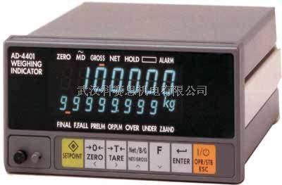 日本A&D多功能称重显示器现货直销,日本A&D多功能称重显示器特价