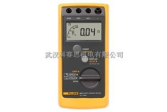Fluke 1621接地电阻测试仪湖北武汉销售人员电话咨询