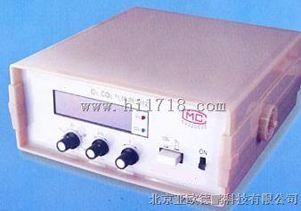 氧 二氧化碳测定仪  氧 二氧化碳检测仪 型号:DP-CYES-2