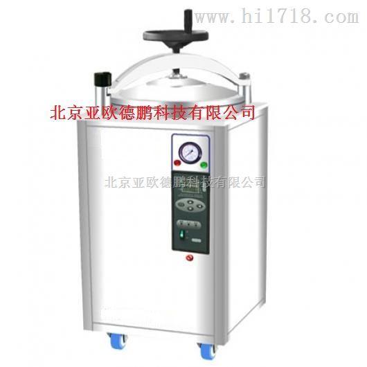 手轮式不锈钢立式压力灭菌器,压力灭菌器 型号:DP-30KBS