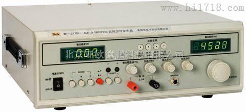 音频扫频信号发生器(全数显、带极性测试) 扫频信号发生器 音频信号发生器 型号:DP-RK1212B