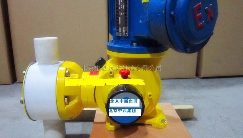98%硫酸计量泵  订货号M133884