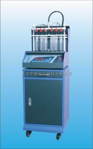 中西免拆汽车喷油嘴清洗机型号:XLAR0-L60