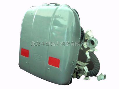 中西库号M199108隔绝式负压氧气呼吸器型号:M199108