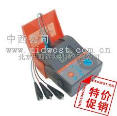 接地电阻测试仪/接地电阻摇表/接地电阻表                  型号:DE61M/BDFMI2125