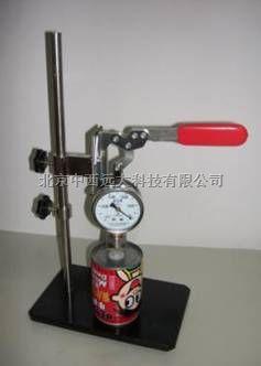 北京中西 M381776 手持式罐头真空度测定仪