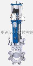 北京中西  M261387  气动闸板阀(316L)