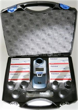 百灵达-泳池水质检测仪型号:Palintest Pooltest6