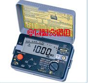 绝缘电阻测试仪(500V) 型号:KL14-Kyoritsu/3022