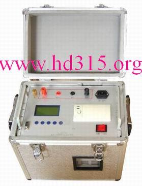 便携式接触电阻智能检测仪/接触电阻检测仪型号:XB160-GF2701A
