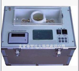 绝缘油介电强度测试仪 型号:ZIJJ-II