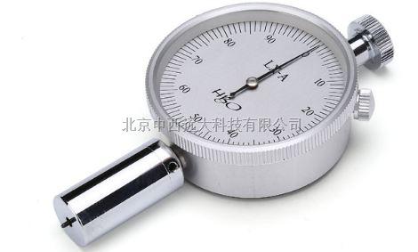邵氏橡胶硬度计LX-A