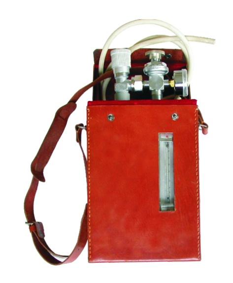 甲烷标准气样校准仪 型号:FJ23-CJ4-1
