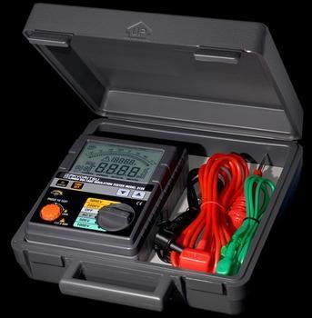 高压绝缘电阻测试仪 型号:KF03-3125A