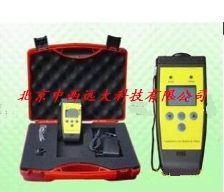 便携式氢气检漏仪(内置) 型号:63M/NA-1