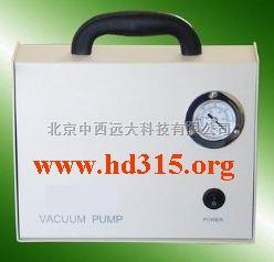 无油真空泵(国产) 型号: EF81-10库号:M284884