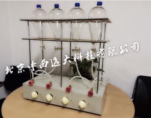 全自动射流萃取器/全自动射流萃取仪(四联)/液液萃取器(萃取瓶为1000ml) 型号ZXCQ4