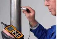 超声波测厚仪 /便携式腐蚀监测测厚仪(配DA501探头)