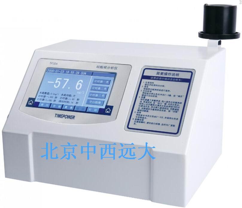 硅酸根分析仪