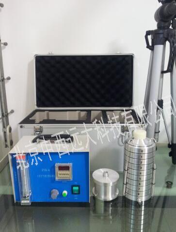 FA-3氣溶膠粒度分布采樣器 八級 中西器材