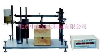 胶质层测定仪/烟煤胶质层指数测试仪(中西器材)