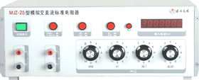 模拟交直流标准电阻器(接地导通电阻测试仪检定装置)国产
