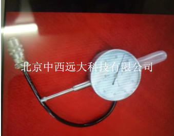 百分表式电阻应变位移传感器量程30MM(中西器材)