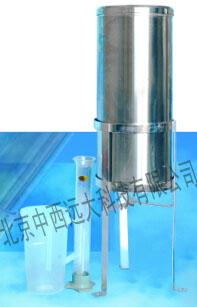 雨量器(不锈钢)