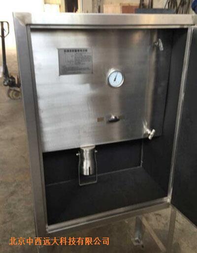 液體密閉采樣器(中西器材)Liquid sealed sampler
