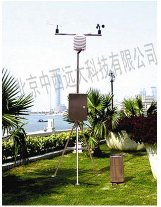 一体化自动气象站(风速 风向 温湿度 大气压 降雨量 光照度 总辐射)XP11-ZK-6T
