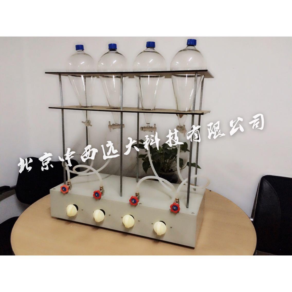 全自动射流萃取器/全自动射流萃取仪(四联)/液液萃取器(萃取瓶为1000ml)M210/CQ4