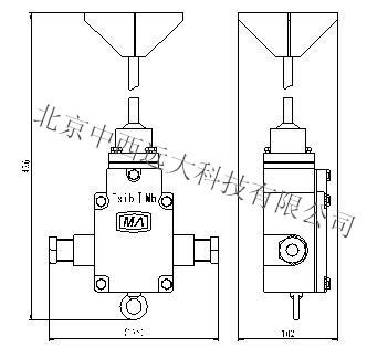礦用堆煤傳感器(有煤安證)GUJ25